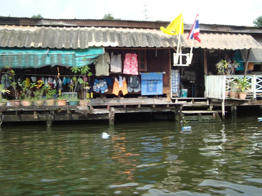 Khlong Boat Trip