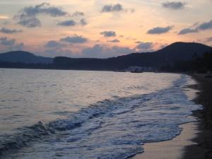 Sunrise on Ko Samui
