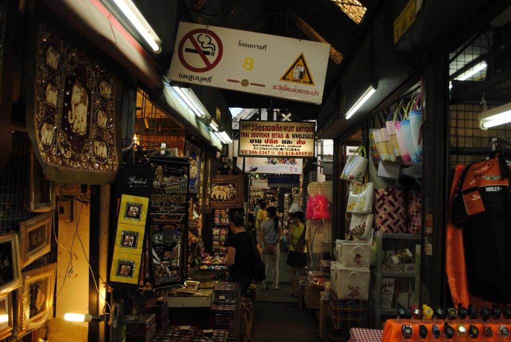 Chatuchak Market Inside