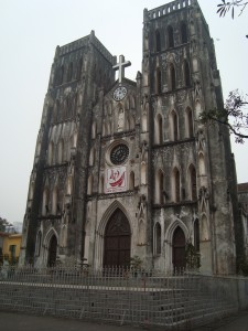 Notre Dame Cathedral (in Hanoi)