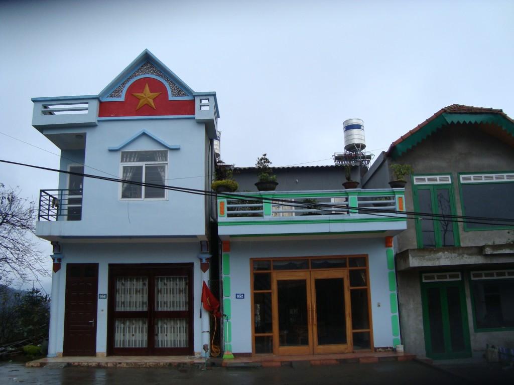 Vietnamese chalet