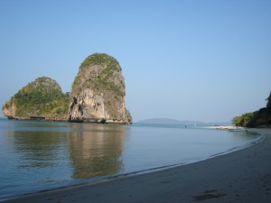 Karsts at Railay Beach